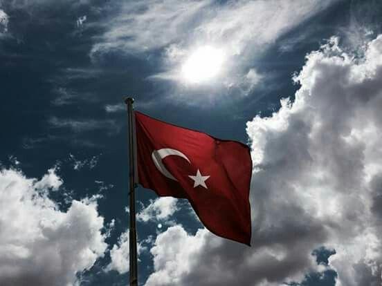 Şanlı bayrağımız...