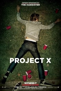 Project X Coming 2012 (Not horror) but first person (home movie)