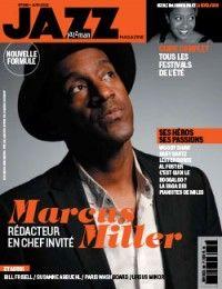 Jazz Magazine #650 : Marcus Miller