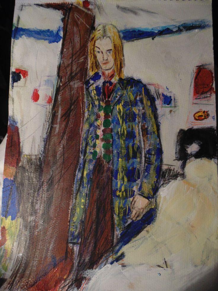 Jerermy Darpole in his room by JemDarpole.deviantart.com on @DeviantArt