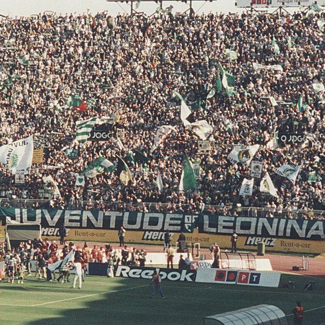 São 39 anos de histórias que não vamos esquecer. Parabéns, Juventude Leonina! #JuveLeo #SportingCP