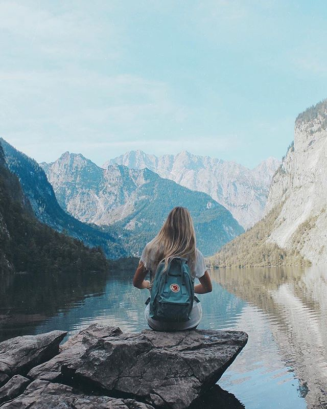 It doesn't get much better than this, @frauke_hagen. Shop the Fjallraven Kanken Backpack, SKU #37758505. #UOonYou