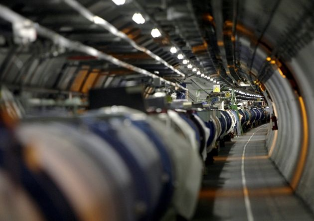 China is making a bid to build the world's first and only supercollider.