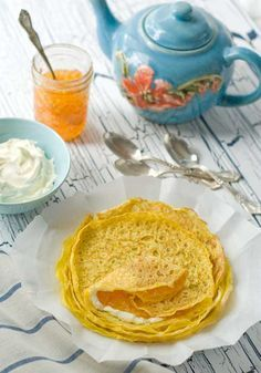 Gluten Free Recipes Egg Crepes