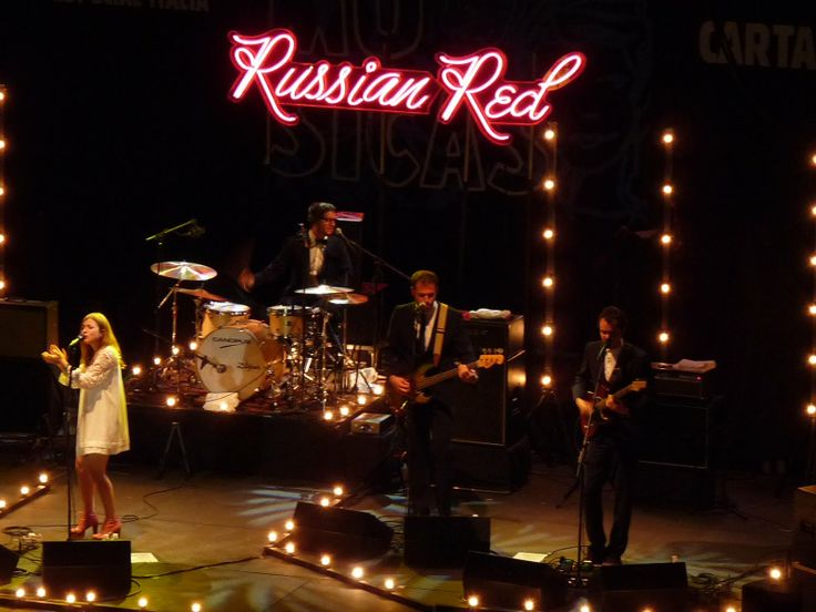 Russian Red.