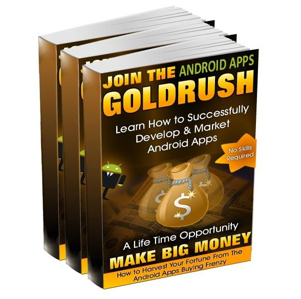 This exclusive guide How To Harvest Your Fortune From The Application Buying Frenzy gives you all the key essential elements you need to succeed in this gold-mine business. Beat the recession and mass un-employment by operating from home without any overheads.