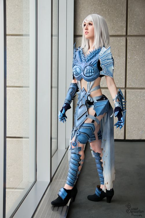 Enayla Cosplay's new Orrian armor at PAX East 2014. See https://www.facebook.com/EnaylaCosplay for a full gallery.