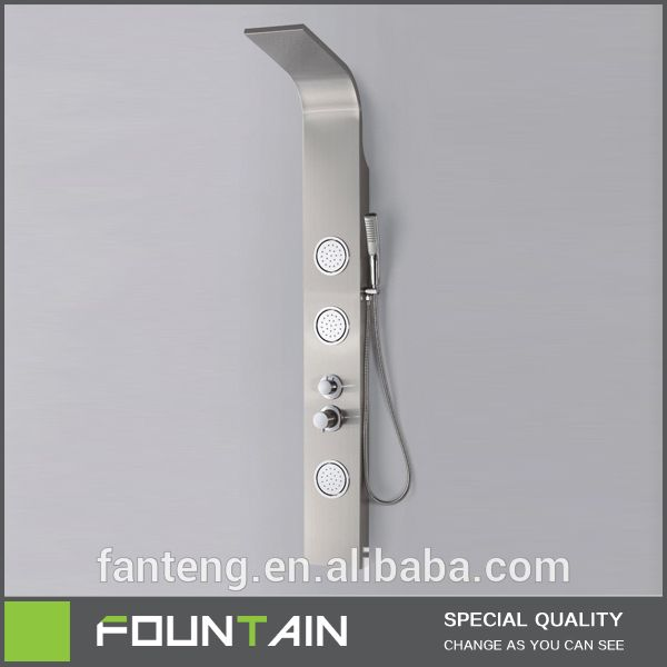 Wall Mount Ss Rainfall Big Shower Jet Easy Installation Shower Panel Photo, Detailed about Wall Mount Ss Rainfall Big Shower Jet Easy Installation Shower Panel Picture on Alibaba.com.