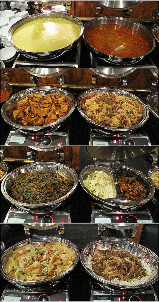 Vegan Chinese Food from Crystal Jade in Omaha