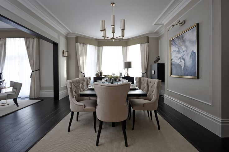 Dining Room #interiordesign