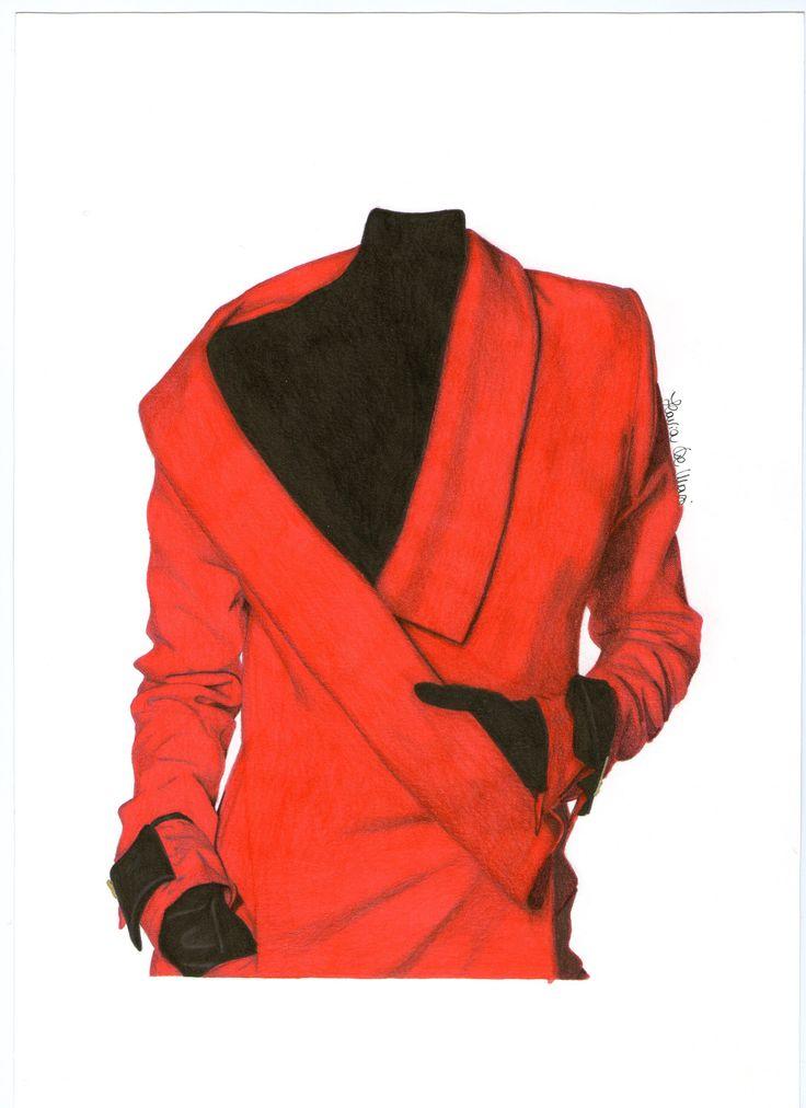 Gianni Versace Jacket!