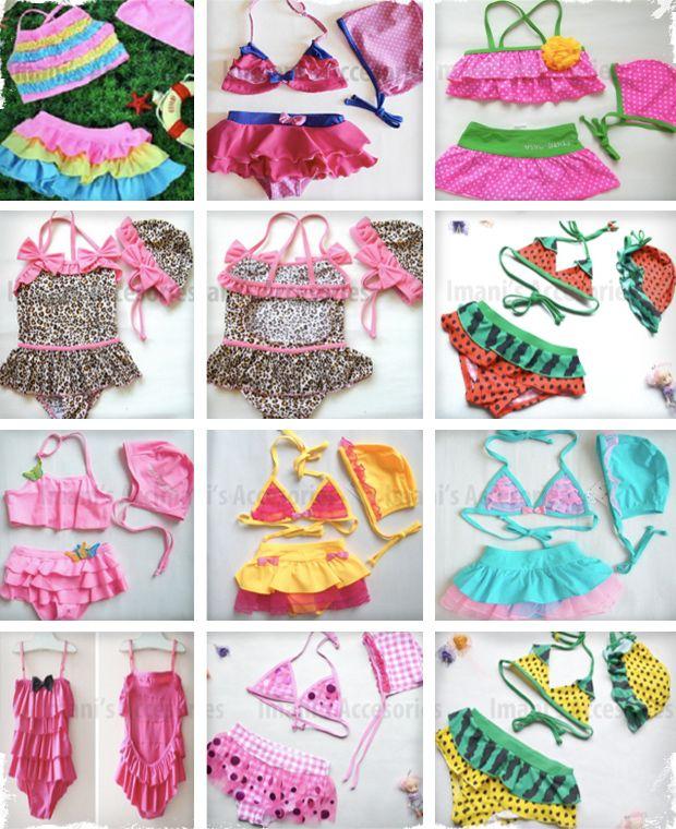 $15 Girls Swimwear - Choose From 11 Cute & Stylish Swimsuits! at VeryJane.com