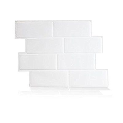 Wall Tile Adhesive (O Gel - patented technology) - 24 x 21cm - Metro White.