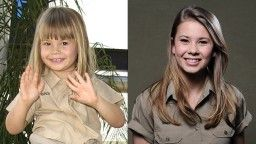 Bindi Irwin wants girls to dress their age