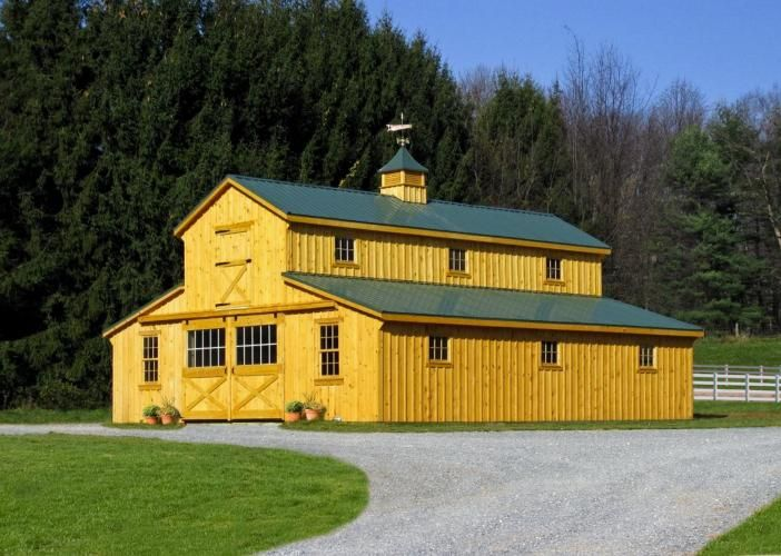 Amish Horse Barns For Sale Horse Barn Videos My Dream