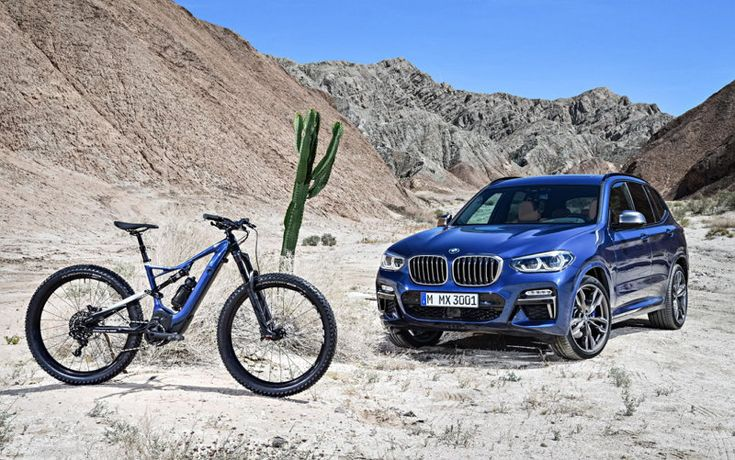 Specialized y BMW Lifestyle presentan la bicicleta de montaña Specialized for BMW Turbo Levo FSR 6Fattie