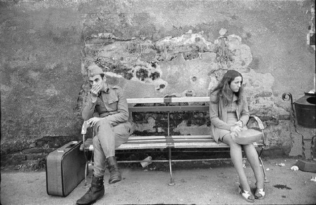 Cuplu, Timisoara, 1976