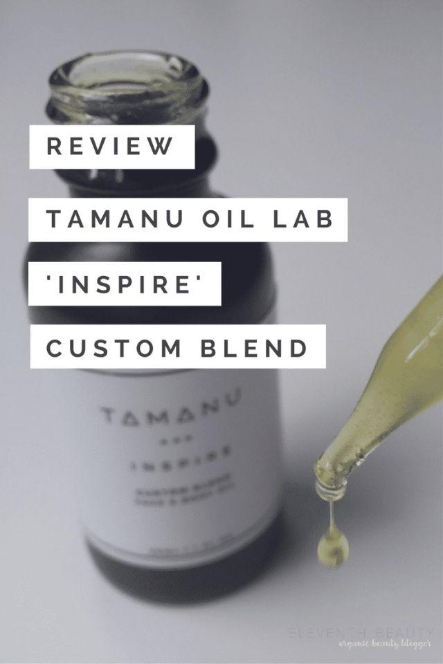 Skin Therapy with Tamanu Oil Lab
