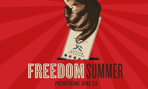 Pour l'Afrique des idées, Ramcy Kabuya propose une analyse du #film Freedom Summer de l'#americain Stanley Nelson #Mouvementsdroitsciviques #USA #FIFDA