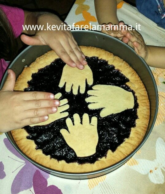#kevitafarelamamma #cucinareconibambini #creatività #creattivita