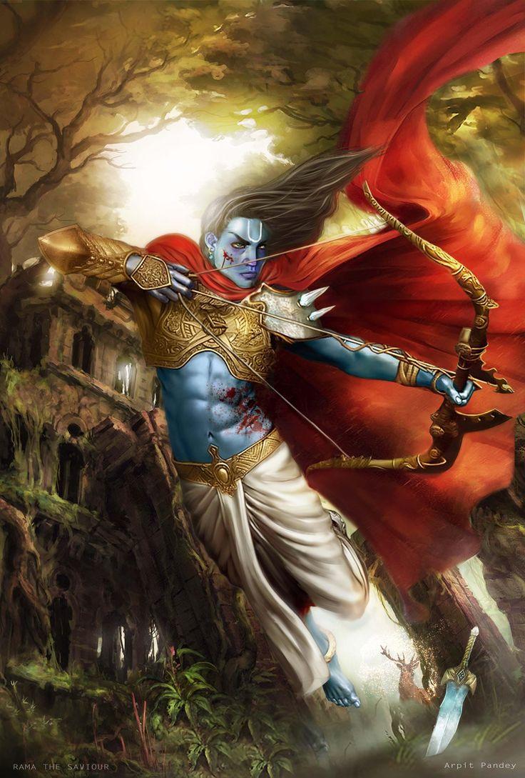 Lord Rama, Hindu religion