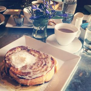 best brunch place in Philly | Ampersand