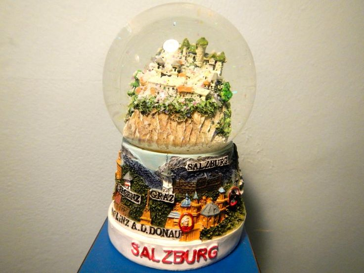 8 Snow Globes Images Pinterest World Salzburg Globessalzburgthe Melbourne