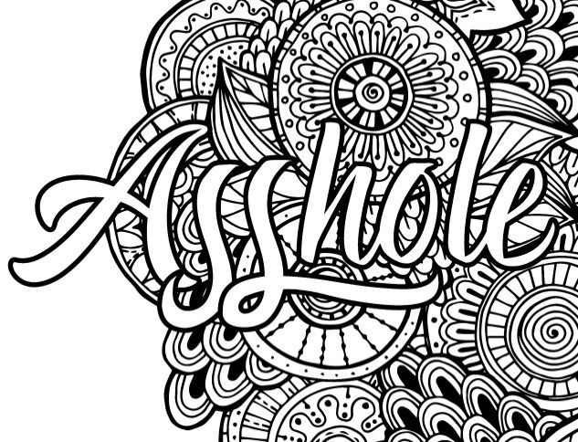 Best Swear Word Coloring Books