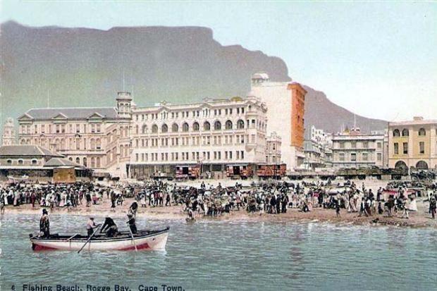 Rogge Bay, Cape Town