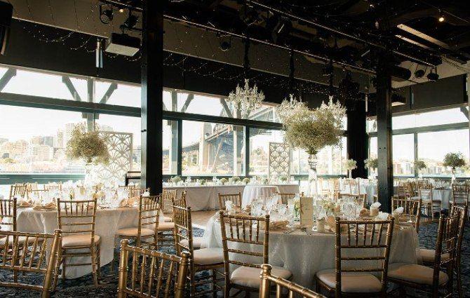 Wedding Supplier: Reception Venues Wedding Accommodation in Sydney: Pier One Sydney Harbour