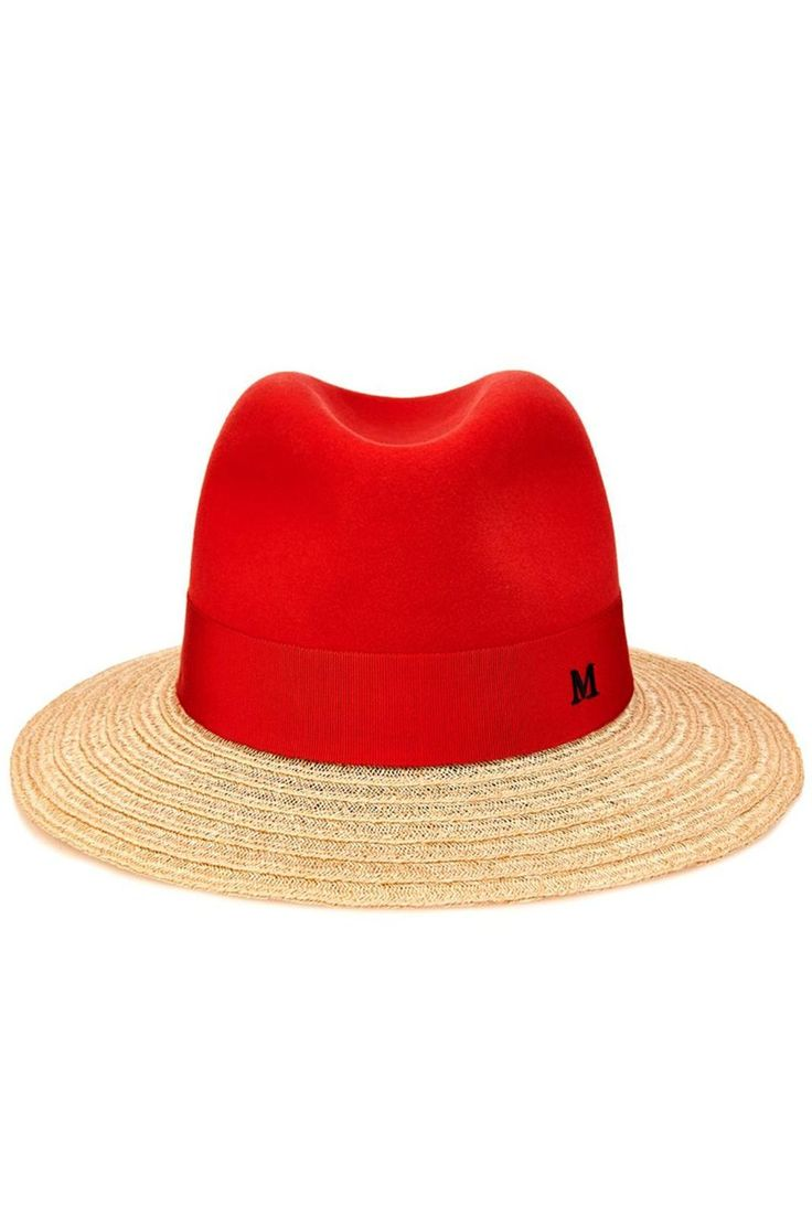 25 Look-At-Me Buys From The Matches Fashion Sale #refinery29  http://www.refinery29.com/matches-summer-sale#slide-4  A hat so French, it just might work!