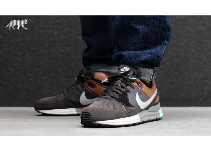 on sale 8be31 539f5 ... Nike Lunar Pegasus 89 (Newsprint Dusty Grey - Black - Mine Grey)  asphaltgold Sneakers ...