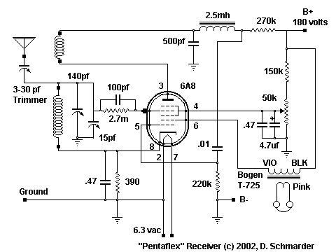 5c083c1c7431ce2ec9a776f1bd248857--radios Ham Radio Pre Amp Schematic Diagram on
