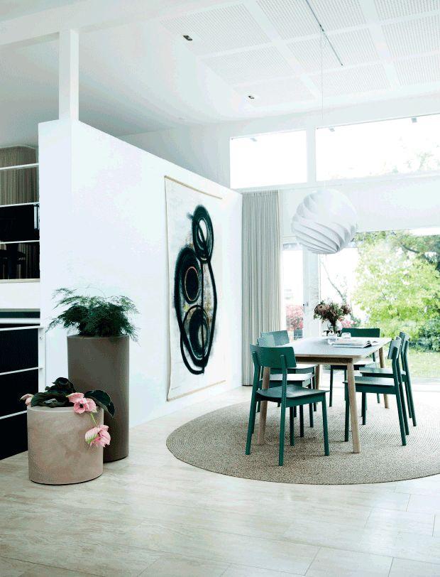 Klassisk 70'er villa med højt til loftet | femina.dk
