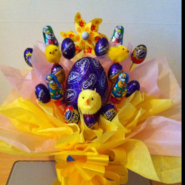 My mini Easter egg explosion! Check them out on FB http://tinyurl.com/6qstuto