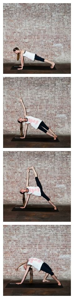 @Tara Harmon Harmon Harmon Harmon Stiles #Yoga for Total Mind & Body: Focus your mind for the day ahead & give your core a killer workout.