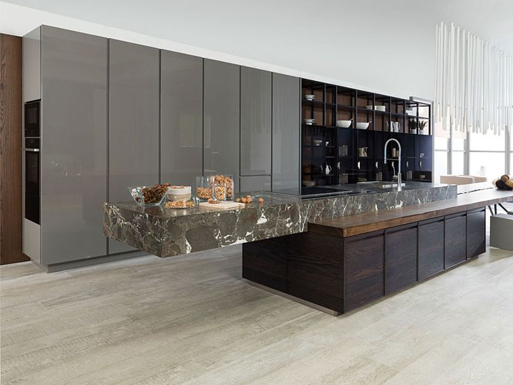 279 best top images on Pinterest Kitchen ideas, Kitchen and - moderne kuchenmobel gamadeco