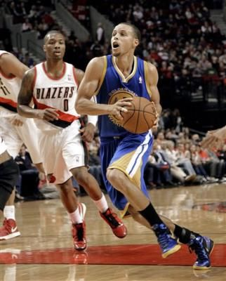 Warriors Stephen Curry Injures Ankle