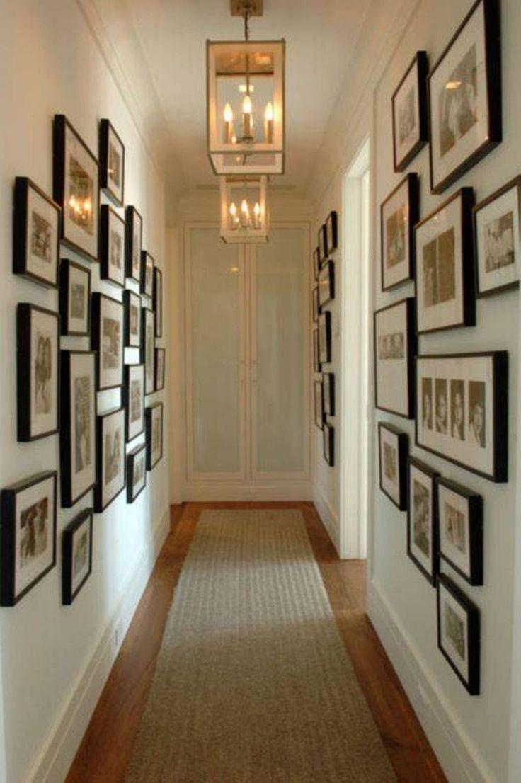 Long Narrow Foyer : Best narrow hallway decorating ideas on pinterest