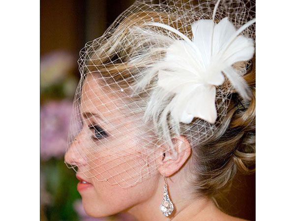 velo de novia bird cage: Wedding Accessories, White Shorts, Wedding Veils, Birds Cages, Bridal Veils, Birdcages Veils, Hair, Flower, The Birdcages