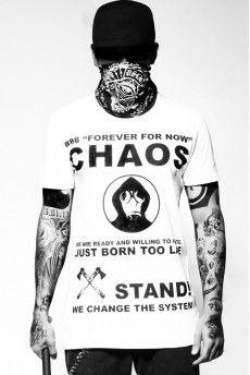Camiseta Duslok Chaos  http://cincocincozero.com/camisetas-duslok/camiseta-masculina-duslok-dsl-10-0007-02