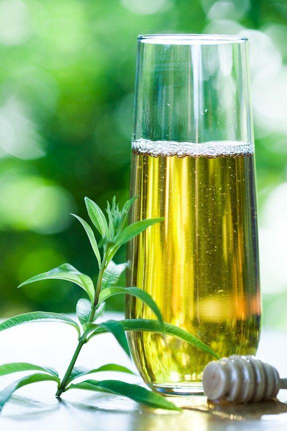 Lemon Verbena Tea :: treat fever, congestion, asthma, insomnia, intestinal problems, stress, and even depression.