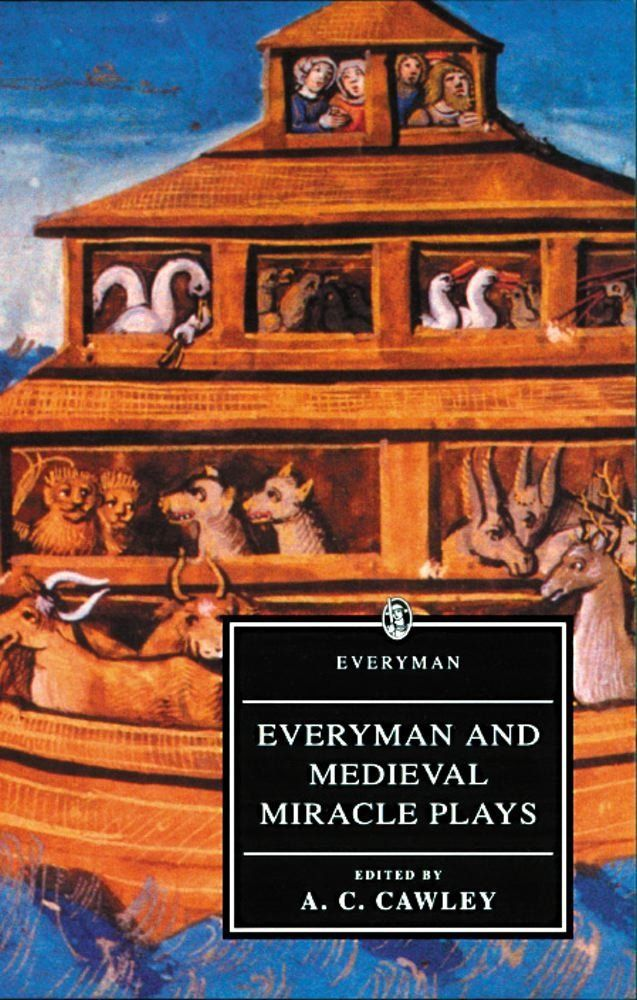 everyman a medieval play review Everyman is the most durable of medieval morality plays, in which the central character, summoned by death, must face final judgment on the strength of his good deeds the work is reprinted here along with 3 other medieval classics: the second shepherd's play, noah's flood, and hickscorner.