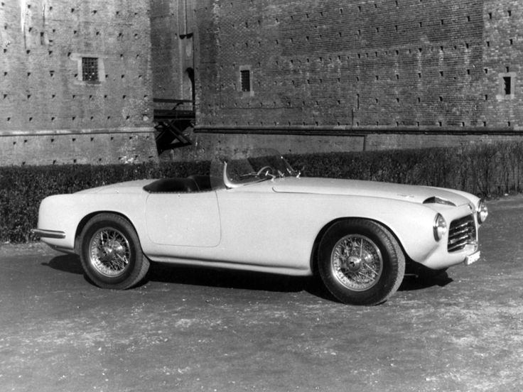 1952 Pegaso Z-102 Spider Tibidabo (Touring)