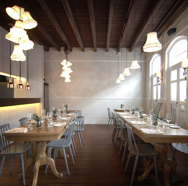 Oxwell Co The Stripe Collective Cafe InteriorInterior Design BlogsCafe