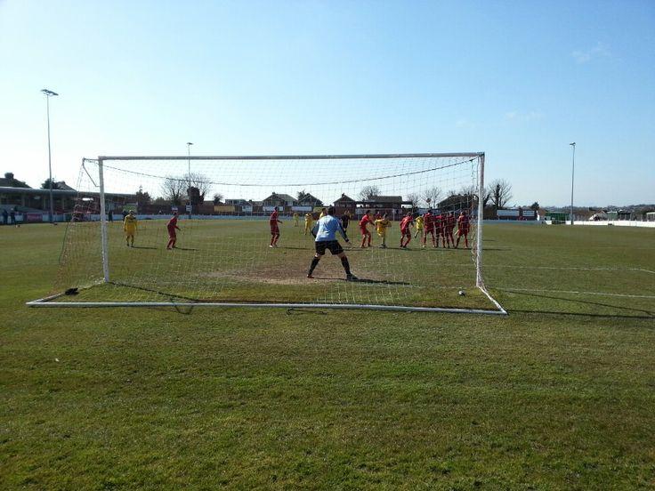 Southwood Stadium - Ramsgate FC