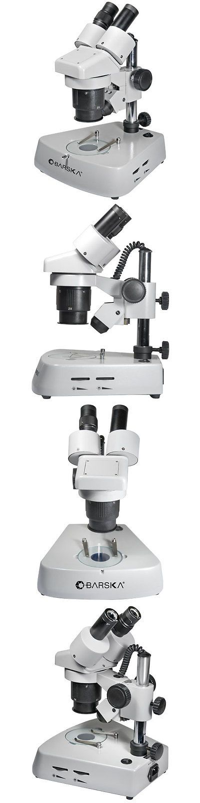 Microscopes and Chemistry 2568: Barska 20X, 40X Binocular Stereo Microscope With Head Rotates 360° Lab, Ay11228 -> BUY IT NOW ONLY: $249.99 on eBay!