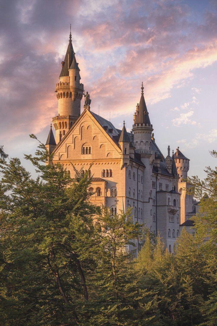 Image 20190402 080322 Germany Castles 294 Germany Castles Travel Germany Castles Para Deutschland Burgen Neuschwanstein Schloss Neuschwanstein