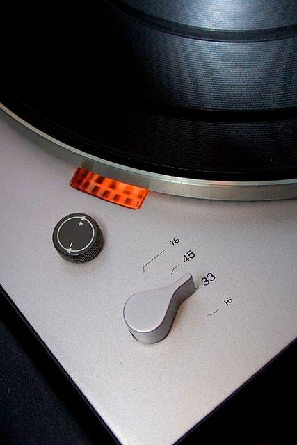 Braun PCS 5 turntable + Braun TG 60 reel to reel tape recorder, Dieter Rams