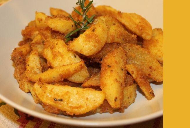 Ecco la ricetta delle patate sabbiose, contorno sfizioso, semplice e gustoso che farà la felicità di grandi e bambini